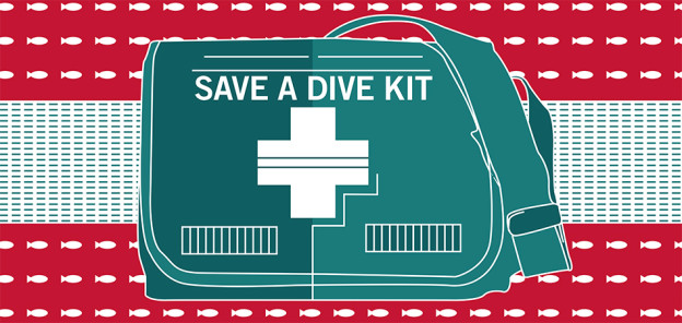 DIY Save a Dive Kit