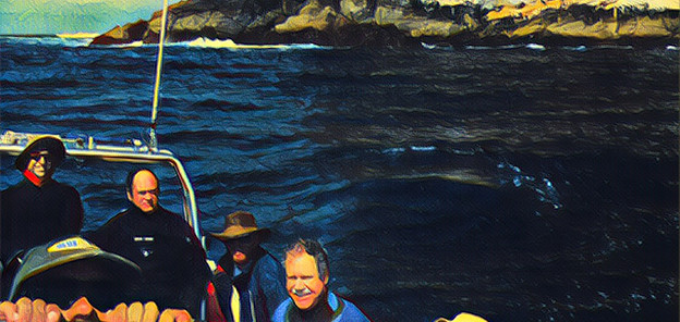 The SS Lusitania at Cape Point is one of the most exciting dives in Cape Town!